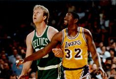 LOVE Larry Bird, living in Massachusetts as a kid til age 11, this guy was my hero, always will be.