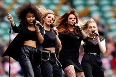 Little Mix Announce Salute Tour Dates Jesy Nelson, Perrie Edwards, Little Mix Updates, Litte Mix, Spice Girls, Girl Bands, Celebs, Celebrities, Look Chic