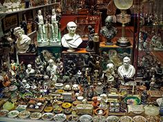 Old curiosity shop by maistora, via Flickr