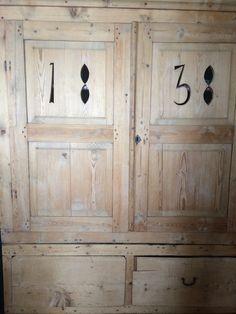 An old closet. Found in Valdres, Beitostølen