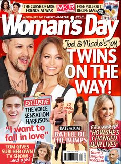 Woman's Day - April 2013 #magazines #magsmoveme http://womansday.ninemsn.com.au/