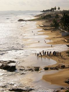 westeastsouthnorth:  Cape Coast Ghana