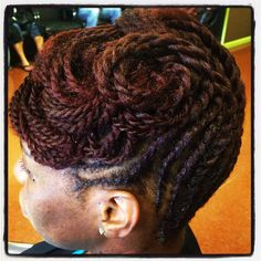 Crochet Hair Memphis Tn : 1000+ images about Natural Hair Styles Created By A Natural Affair ...