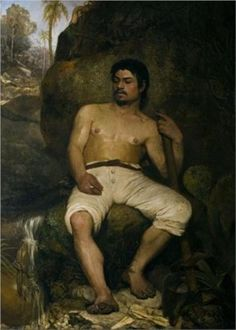 The Brazilian Lumberjack by Jose Ferraz de Almeida Junior