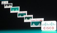 Cisco logo evolution