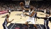 NBA: Spurs humillan de nuevo a Grizzlies en los playoffs.
