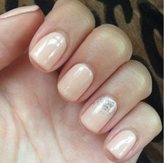 Nude, chic nails. Nails Nails Nails! The best accessory is a fresh manicure. Visit Walgreens.com for more