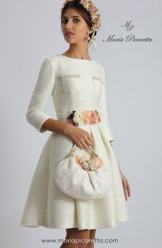 Vestidos chanel para bodas
