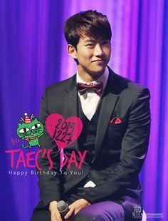Happy Birthday, Taecyeon 12/27