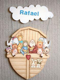 Porta Maternidade Rafael