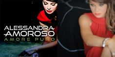 Alessandra Amoroso pensa a Sanremo e lo dice con grande serenita' mentre svela il nuovo album Amore Puro.http://www.sfilate.it/204704/alessandra-amoroso-ed-il-rosso-amore-puro