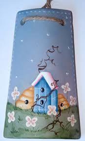 Resultado de imagen para pintura decorativa en trupan