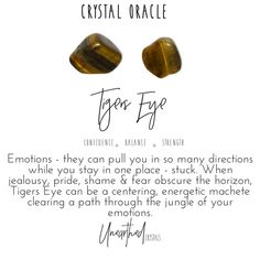 Tigers Eye Crystal Meaning