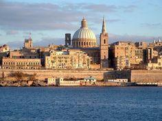 Золотой город Валлетта, Мальта - Путешествуем вместе