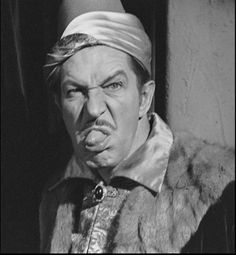 Exactly my reaction to anyone who says they don't like Vincent Price