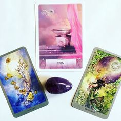 TAROT READING FOR 3.6.17 WEEK The Universe really wants to share some neat stuff with you so this is a good time to open yourself up to the good life! OVERALL VIBE: Yin Yin energy is all about receiving so this is a good week to allow some goodness to come to you. But be conscious that youre actually allowing and welcoming these goodies into your life. So often we say we want something really great like a new job or partner but when were this close to actually getting that thing we self…