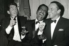 Reliving the Rat Pack heyday with night of Las Vegas glitz in London's Docklands