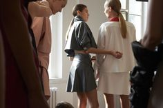 Behind the scenes at J.W. Anderson S/S 15