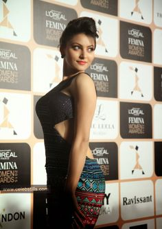Urvashi Rautela  At Femina Women Awards 2015
