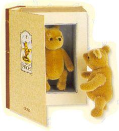 Winnie the Pooh Big Teddy Bear, Vintage Teddy Bears, Winnie The Pooh Plush, Love Bears All Things, Disney Dolls, Pooh Bear, Eeyore, Disney Merchandise, Animal Quotes