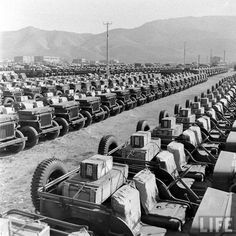 Thats alot of jeeps! #jeep
