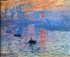 I Letterandi: Introduzione impressionismo- Impressione, levar de...
