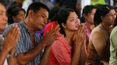 06/12/2017 - Myanmar recovers dozens of bodies after plane crash Navy ships and fishing vessels retrieve 62 bodies of the 122 people who died in military plane crash into Andaman Sea.
