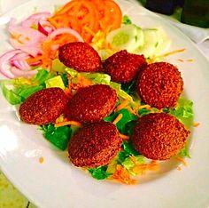 Iraqi food Falafel