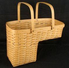 Stair Step Basket Simple
