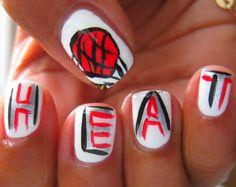 Karine's Vernis Club: Let's go Miami Heat!