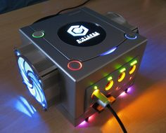 Image result for custom gamecube