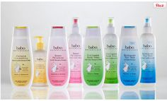 $20 for $40 voucher to Babo Botanicals! Great deal to stock up on all natural and organic baby skincare products (including sunscreen)!