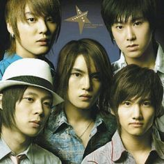 TVXQ back in the day