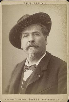 Frédéric Mistral (8 September 1830 – 25 March 1914) was a French writer and lexicographer of the Occitan language. Mistral was awarded the 1904 Nobel Prize in Literature for his lifelong efforts in restoring the language of Provence, France.