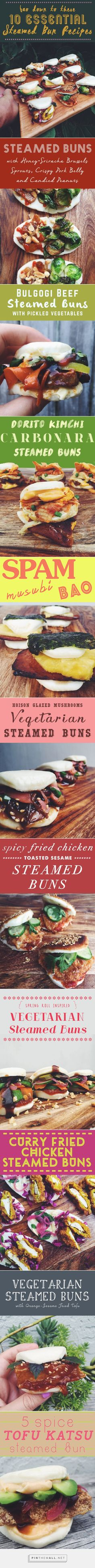 Bao Down to These 10 Kick Ass Steamed Bun Recipes | Grilled Cheese Social - created via http://pinthemall.net