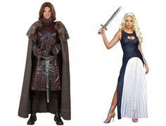 "The Game of Thrones Halloween 2015 Guide ""Share your Game of Thrones Halloween costume photos with us, over the next few weeks, and we may feature them in our Halloween parade! """