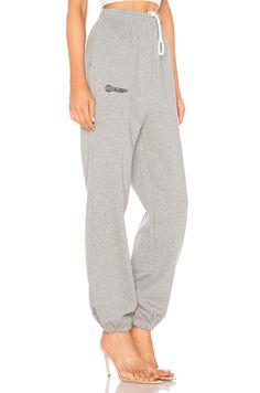 VICTORIA/'S SECRET Plush /& Lush Flare Sweat Pants Sweats Pajama Sz XL NEW White