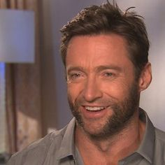 TIL Hugh Jackman gets bodybilding advice from The Rock and The Rock refers to Jackman as 'Wolverine.'