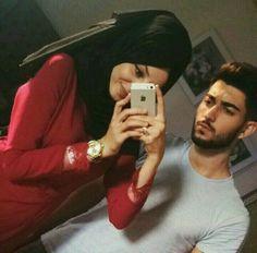 I just love them yrrrr ❤ Cute Muslim Couples, Muslim Girls, Cute Couples Goals, Couples In Love, Romantic Couples, Muslim Women, Couple Goals, Cutest Couples, Perfect Couple