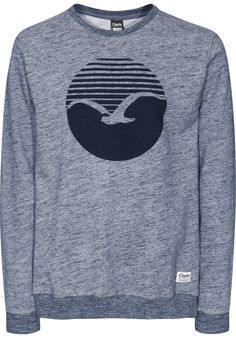 Cleptomanicx Vintage-Print - titus-shop.com  #Sweatshirt #MenClothing #titus #titusskateshop