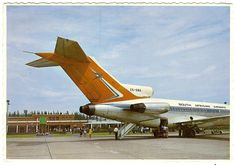 SAA 727 ZS-SBA South African Air Force, Nostalgic Images, Boeing Aircraft, Airplanes, Postcards, Aviation, Old Things, Awesome, Pictures