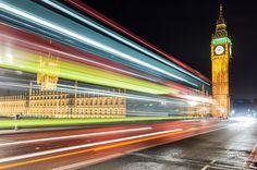 Big Ben + Bus
