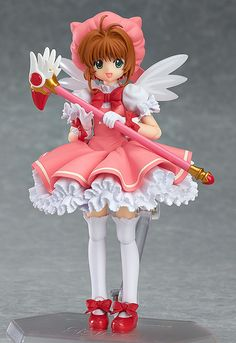 $20.99 (Buy here: https://alitems.com/g/1e8d114494ebda23ff8b16525dc3e8/?i=5&ulp=https%3A%2F%2Fwww.aliexpress.com%2Fitem%2FAnime-12-CM-Cardcaptor-Sakura-Figma-244-Kinomoto-Sakura-PVC-Action-Figure-Collectible-Model-Toy-Doll%2F32715966842.html ) Anime 12 CM Cardcaptor Sakura Figma 244 Kinomoto Sakura PVC Action Figure Collectible Model Toy Doll for just $20.99