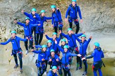 Canyoning in the Verdon with Aqua Viva Est