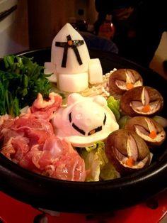Twitter / sakusan393: ジャブロー鍋仕込み完了 ...