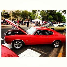 Rare '68 Chevelle 454