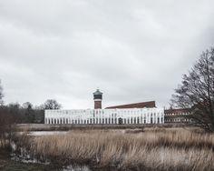 Sleth, Rasmus Hjortshøj · Tønder Town Hall