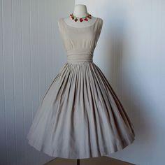 Etsy - vintage 1950's