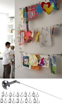 Choose an empty wall in your home or child's bedroom to install this versatile…