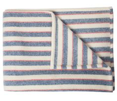Homeware > Living > Blankets > Deauville Wool Blanket - The French House
